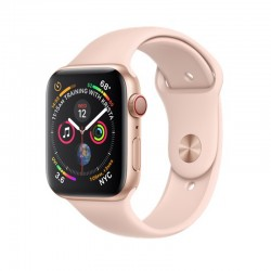 Apple Watch Series 4 40mm Esim, Viền Nhôm, Dây Cao Su - NEW
