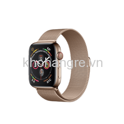 MTUM2 - Apple Watch 4 - 40mm Stainless Steel/ Milanese Loop (GPS+Cellular) (Full VAT)