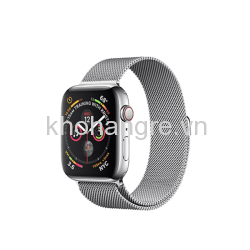 MTV42 - Apple Watch 4 - 44mm Stainless Steel/ Milanese Loop (GPS+Cellular) (Full VAT)