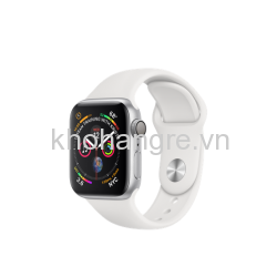 Apple Watch 3 - 38mm Silver Aluminum/ Sport Brand Fog (GPS) (Full VAT)