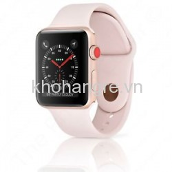 Apple Watch 3 - 42mm Gold Aluminum/ Sport Pink Gold (GPS + Cellular) (Full VAT)