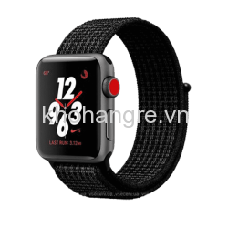 Apple Watch 3 Nike+ - 38mm Space/Midnight Fog (GPS + Cellular) (Full VAT)