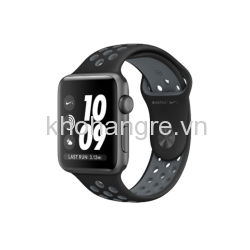 MNYY2 - Apple Watch - 42mm Space Gray Aluminum/ Black/Cool Gray Nike Sport (Full VAT)