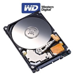 Ổ Cứng Laptop Western 320Gb 5400RPM