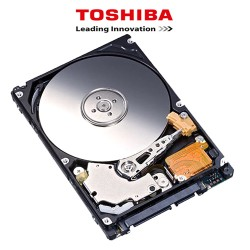 Ổ Cứng Laptop Toshiba 640Gb 7200RPM